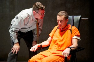 Lawrence Bommer's Stage and Cinema Chicago review of 9 CIRCLES at Steppenwolf Theatre Company