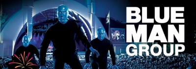 Post image for Los Angeles Theater Review: BLUE MAN GROUP IN CONCERT (Hollywood Bowl)