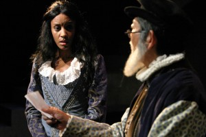 """Tony Frankel's Stage and Cinema Los Angeles review of """"Hamlet"""" - Odyssey Theatre Ensemble and Los Angeles Women's Shakespeare Company"""