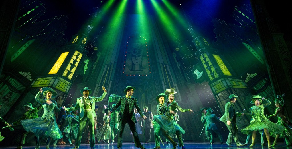 "Tony Frankel's Stage and Cinema review of Andrew Lloyd Webber's new production of ""The Wizard of Oz"" at the Pantages in Hollywood"
