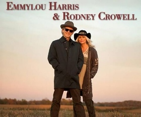 Post image for Los Angeles Music Review: EMMYLOU HARRIS & RODNEY CROWELL (Valley Performing Arts Center)