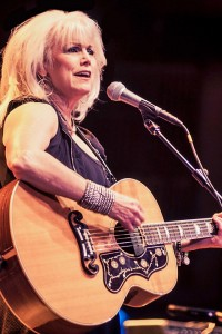 Emmylou Harris at the Beacon - photo by Samantha Marble
