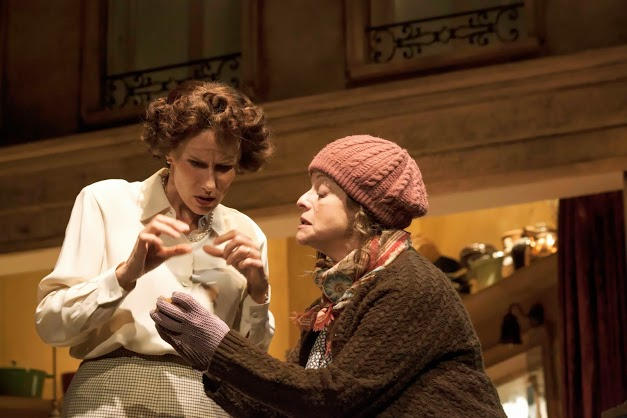 Lawrence Bommer's Stage and Cinema review of TimeLine's To Master the Art at Broadway Playhouse in Chicago.