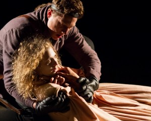 Tony Frankel's Stage and Cinema San Francisco review of Macbeth-We Players at Fort Point