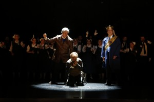 Lawrence Bommer's Stage and Cinema review of Verdi's JOAN OF ARC by Chicago Opera Theater at the Harris Theater.