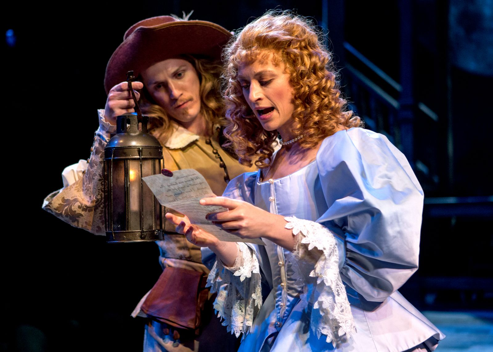 an analysis of cyrano and roxanne in cyrano de bergerac Character profiles cyrano de bergerac cyrano is a brilliant poet, swordsman, philosopher, and musician courageous, honorable, and witty, he is the hero of the play.
