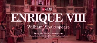 Post image for Los Angeles Theater Review: ENRIQUE VIII (Rakatá at the Broad Stage)