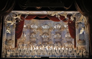 "Tony Frankel's Stage and Cinema San Francisco review of San Francisco Opera's ""Mefistofele"" at War Memorial Opera House"