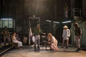 """Lawrence Bommer's Stage and Cinema Chicago review of """"The Wheel"""" at Steppenwolf Theatre Company; written by by Zinnie Harris, directed by Tina Landau."""