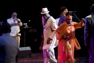 Jesse David Corti's Stage and Cinema review of Orquesta Buena Vista Social Club