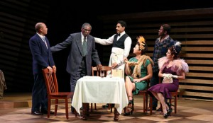 "Tony Frankel's Stage and Cinema Los Angeles/Regional review of ""Death of a Salesman"" at South Coast Repertory in Costa Mesa"