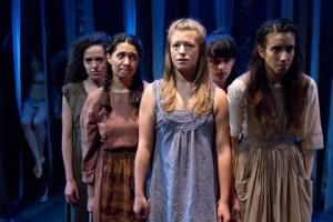 SARAH FLOOD IN SALEM MASS - Flea Theatre