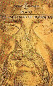 Book Cover of Plato's THE LAST DAYS OF SOCRATES