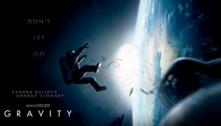 Post image for Film Review: GRAVITY (directed by Alfonso Cuaron)