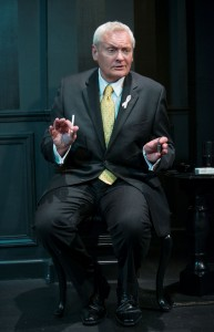 John Judd in Neil LaBute's WRECKS at Profiles Theatre.