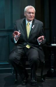 John Judd in Neil LaBute's WRECKS at Profiles Theatre.