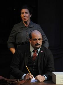 Maggie Carney, Manny Fernandes