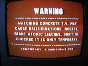 "Ron Rocheleau's ""ConcreteTV"""