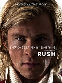 Post image for Film Review: RUSH (directed by Ron Howard)