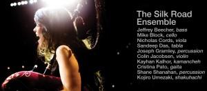 SILK ROAD ENSEMBLE Poster Tour