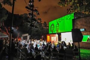 Scene from Jay Scheib's PLATONOV at La Jolla Playhouse's WoW Festival - photo by Daniel Norwood