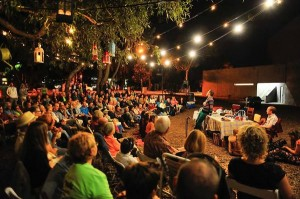 Scene from Tom Dugdale's production of OUR TOWN at La Jolla Playhouse's WoW Festival - photo by www.DanielNorwood.com