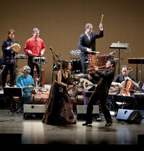 The Silk Road Ensemble - photo by Max Whittaker