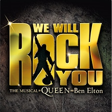 Post image for Chicago Theater Review: WE WILL ROCK YOU (National Tour at Cadillac Palace Theatre)