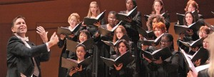 Women of the Los Angeles Master Chorale