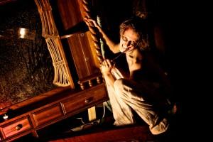 """Delusion: Masque of Mortality,"" The Original Interactive Horror Theatre at Bethany Presbyterian Church in Silverlake."