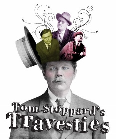Post image for San Diego Theater Review: TRAVESTIES (Cygnet)