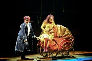 Amaluna Cirque du Soleil, Clowns