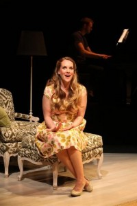 Analisa Leaming as Sara Jane in ARLINGTON at Magic Theatre.