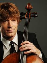 Cellist Eric Byers
