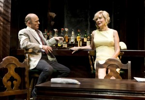 Ed Harris and Glenne Headly in The Jacksonian.