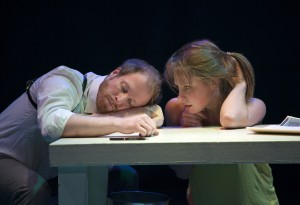 Erik Schjerven & Christina Toth in MORE, part of NORWAY PLAYS.