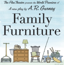 Post image for Off-Off-Broadway Review: FAMILY FURNITURE (The Flea Theater)