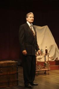 Gordon Goodman as BARRYMORE - Good People Theatre Company
