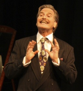 Gordon Goodman in BARRYMORE - Good People Theatre Co.