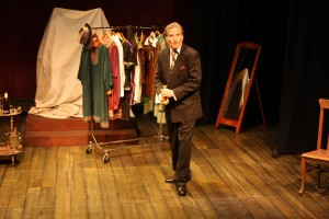 Gordon Goodman in BARRYMORE - Good People Theatre Company