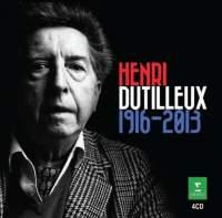 Henri Dutilleux 1916-2013