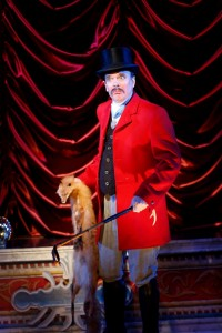 "Jefferson Mays in ""A Gentleman's Guide to Love and Murder"" at the Walter Kerr Theater."