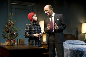 Juliet Brett and Ed Harris in The Jacksonian.