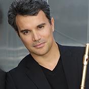 LA Phil flutist Julien Beaudiment
