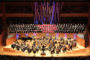 Los Angeles Master Chorale - Carmina Burana. Photo by Patrick Brown