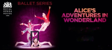 Post image for London Dance Review: ALICE'S ADVENTURES IN WONDERLAND (The Royal Ballet)