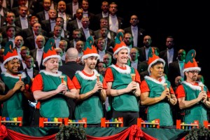 San Francisco Gay Men's Chorus' 'SHINE - OUR BRIGHTEST HOLIDAY SHOW EVER' photo by Alessandra Mello Photography