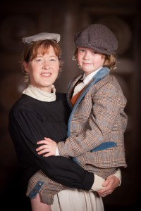 2013 Christmas Revels - Jeri Reed and Rowan Reed