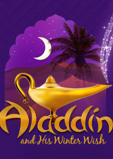 ALADDIN AND HIS WINTER WISH - Pasadena Playhouse - POSTER