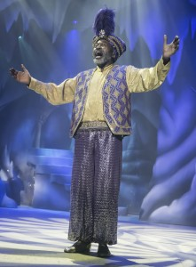 Ben Vereen in ALADDIN AND HIS WINTER WISH at The Pasadena Playhouse.